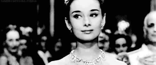 Watch and share Audrey Hepburn GIFs and Celebrities GIFs on Gfycat