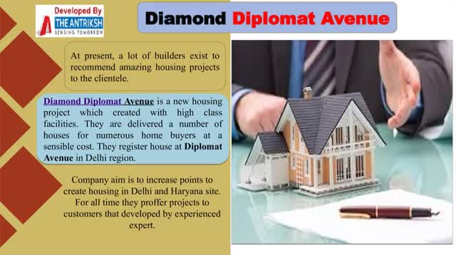 Watch and share Get Luxurious Apartments In Diamond Diplomat Avenue At Affordable Price GIFs on Gfycat