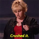 Watch and share Mine Movie Rebel Wilson Pitch Perfect Fat Amy Gif: Movie Gif: Pp GIFs on Gfycat