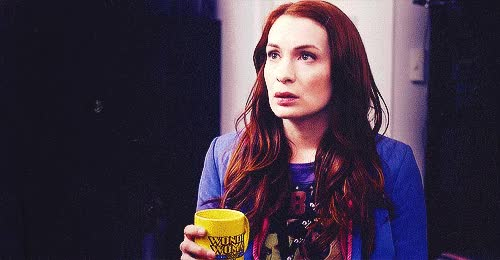 Watch and share Felicia Day GIFs and Drink GIFs on Gfycat