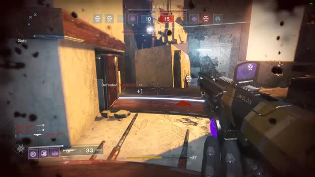 Watch and share Destiny2 20171209 Ophidian GIFs on Gfycat