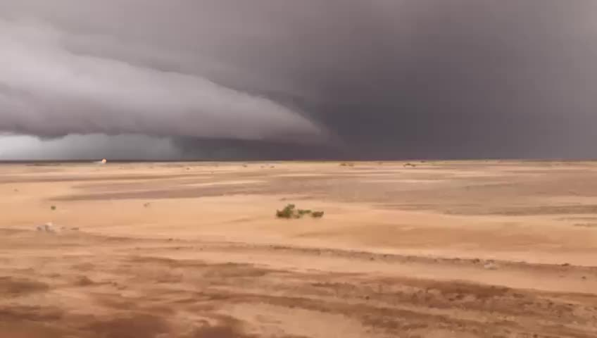 clouds, rain, scary cloyds, super cell of desert, weather, super cell of desert GIFs