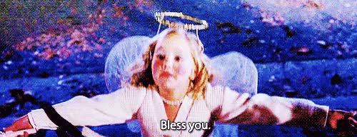 Watch and share Bless You GIFs on Gfycat