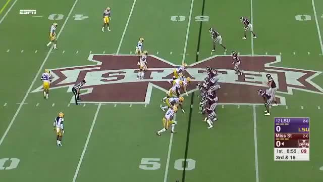 Watch and share Mississippi State GIFs and Louisiana State GIFs on Gfycat