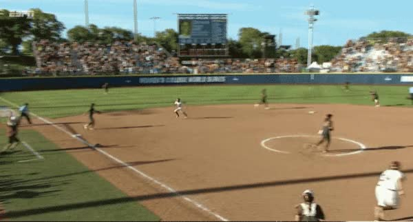 Watch and share Softball GIFs by Pete Brown on Gfycat