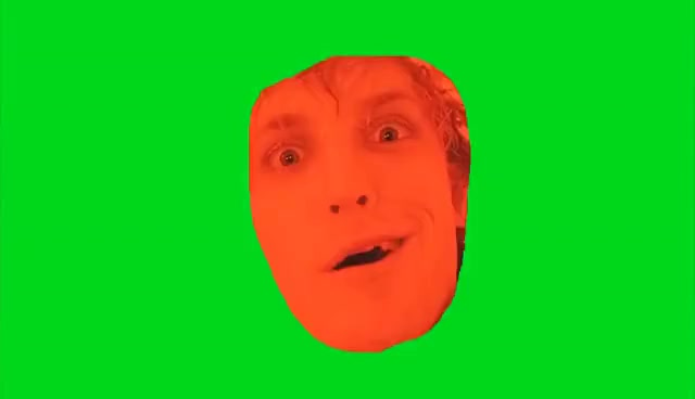 Watch and share Hehe Now Im A Strawberry - Green Screen (h3h3/logan Paul) GIFs on Gfycat