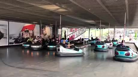 Watch and share Bumper Cars GIFs and Finland GIFs by esberat on Gfycat