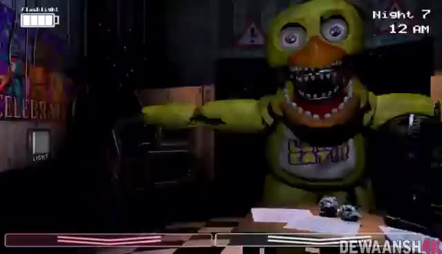 Watch bonnie jumpscare GIF on Gfycat. Discover more related GIFs on Gfycat