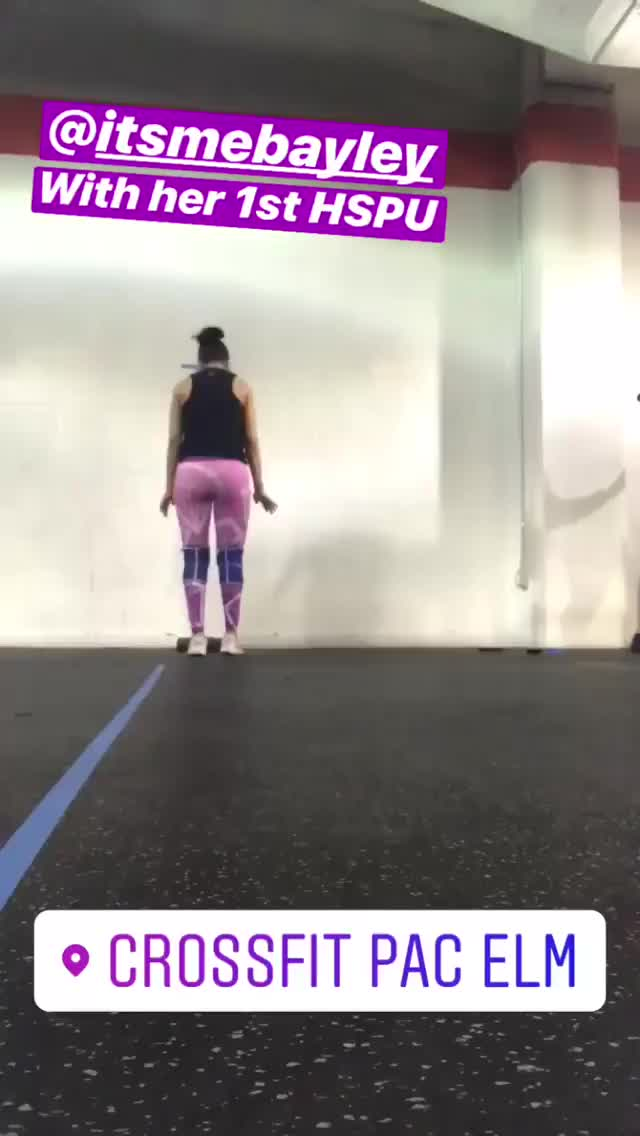 Watch Bayley Crossfit GIF by reep dingle (@garthcastro) on Gfycat. Discover more related GIFs on Gfycat