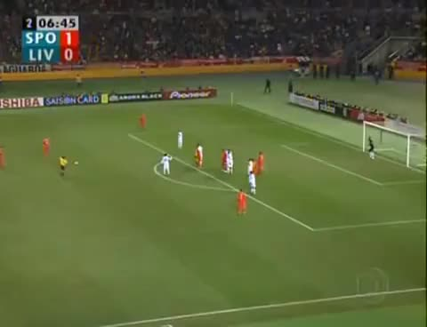 Watch and share Rogério Ceni X Gerrard GIFs on Gfycat
