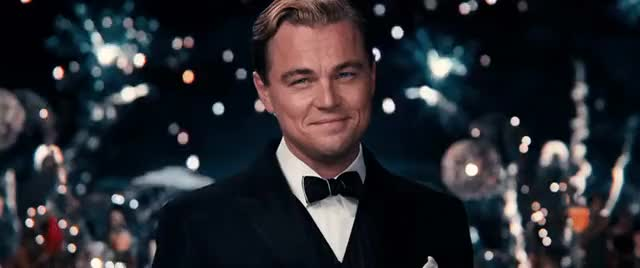 Watch this cheers GIF on Gfycat. Discover more Leonardo DiCaprio, nfl, reactiongifs GIFs on Gfycat
