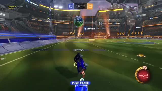Watch Fake makes the whole team look foolish GIF by Xbox DVR (@xboxdvr) on Gfycat. Discover more Im a MLG Crow, Rocket League, RocketLeague, xbox, xbox dvr, xbox one GIFs on Gfycat