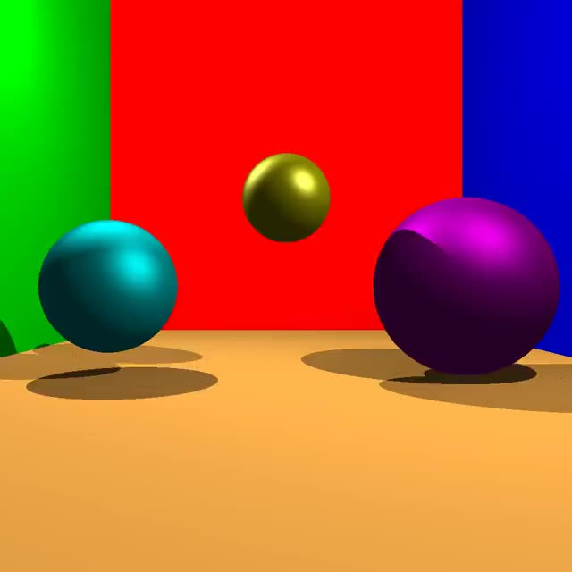 Watch Raytracing experiments GIF on Gfycat. Discover more cgi, raytracer, raytracing GIFs on Gfycat