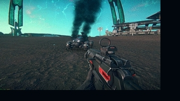 Briggs, briggs, When you see S3xypillows and IceCold in a smoking harasser parked suspiciously at the TR warpgate... (reddit) GIFs