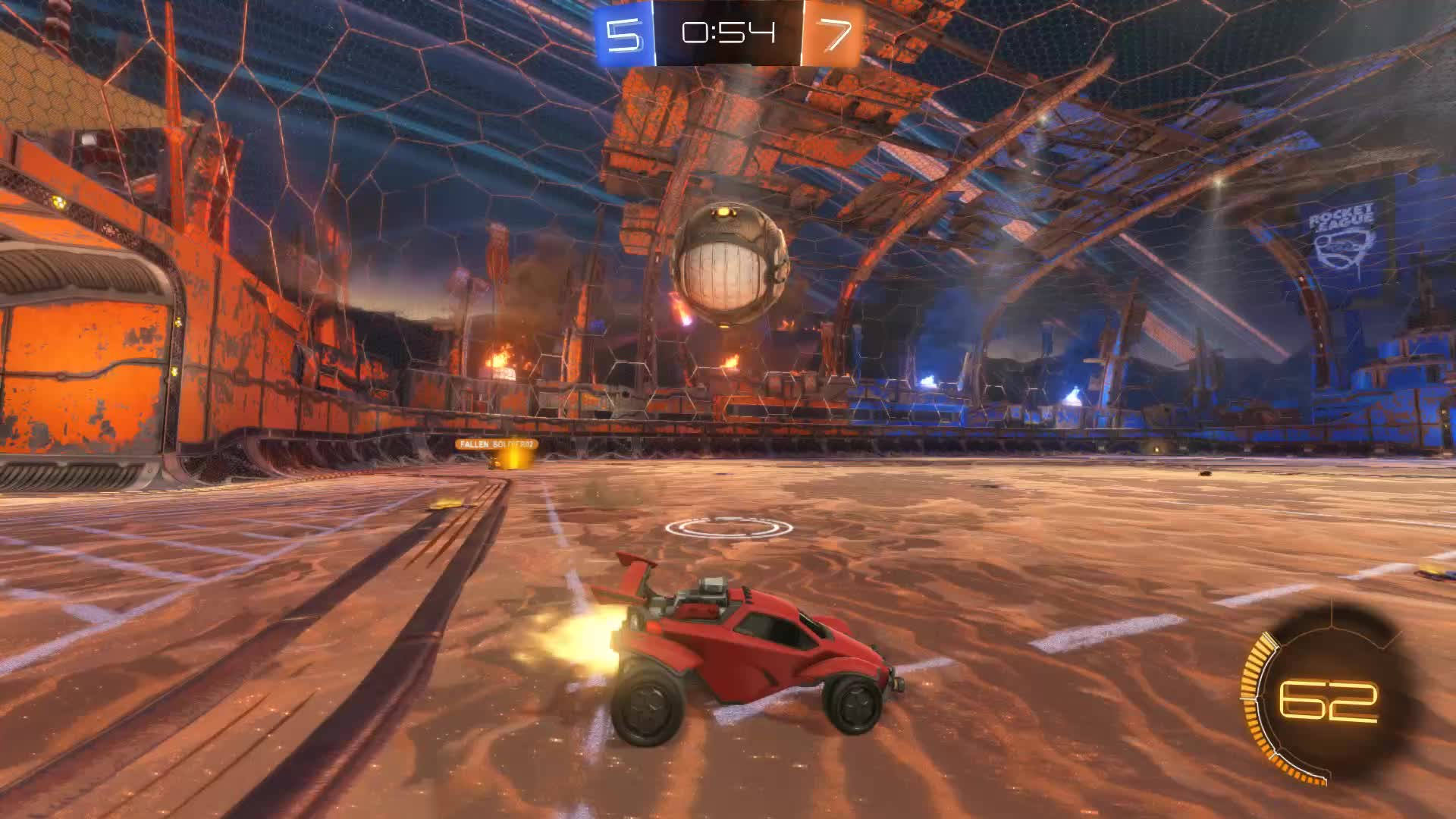 Gif Your Game, GifYourGame, Goal, NyhxSalt, Rocket League, RocketLeague, Goal 13: NyhxSalt GIFs
