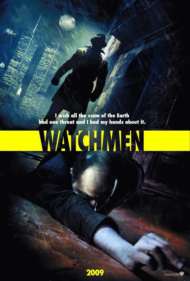 Watch and share Watchmen Process GIFs by gravitybomb on Gfycat