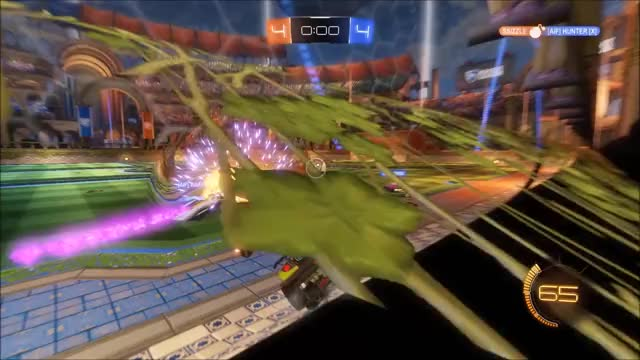 Watch and share Rocket League GIFs by b0mb3r645 on Gfycat