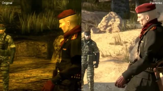 Watch and share Metal Gear Solid 3 GIFs and Gaming GIFs on Gfycat