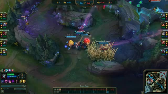 Watch Jhin pentakill GIF by @kindredwolv on Gfycat. Discover more leagueoflegends GIFs on Gfycat