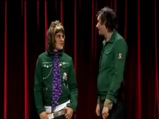 Watch and share Mighty Boosh GIFs and Vince Noir GIFs on Gfycat