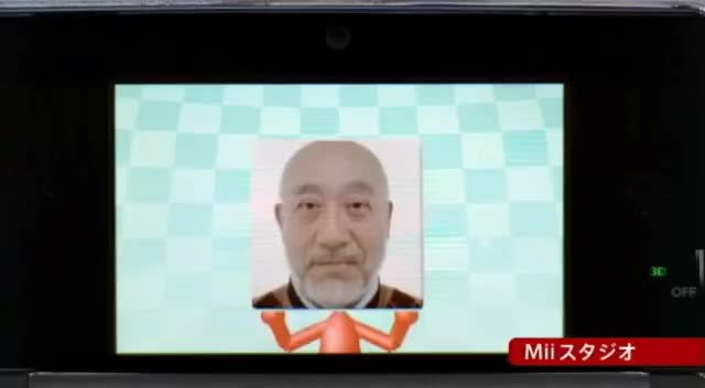 3DS, man, old, 3DS old man GIFs