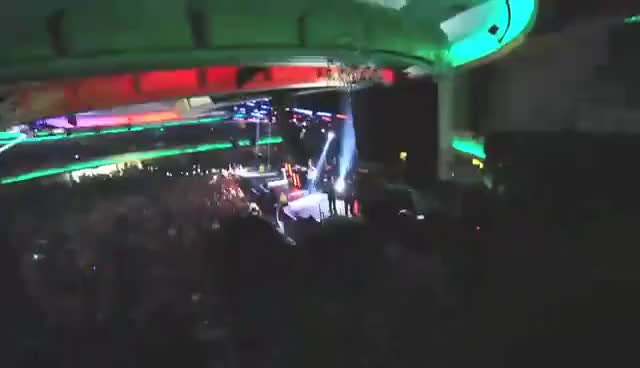 Watch and share Stage Dive GIFs and Steve Aoki GIFs on Gfycat