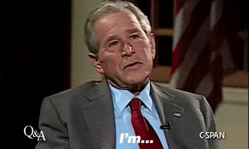 Watch and share Bush Da GIFs on Gfycat