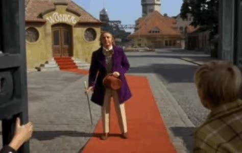 Watch and share Gene Wilder Willy Wonka GIFs on Gfycat