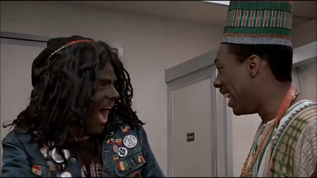 Trading Places - Irie Irie Irie