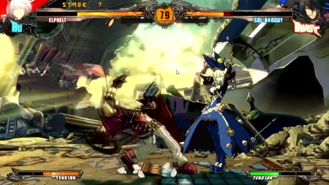 Watch Guilty Gear Cake Ulti GIF by @dizzypw on Gfycat. Discover more related GIFs on Gfycat