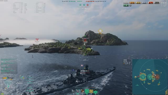 Watch and share World Of Warships GIFs and Wows GIFs by Thor Valhallan on Gfycat