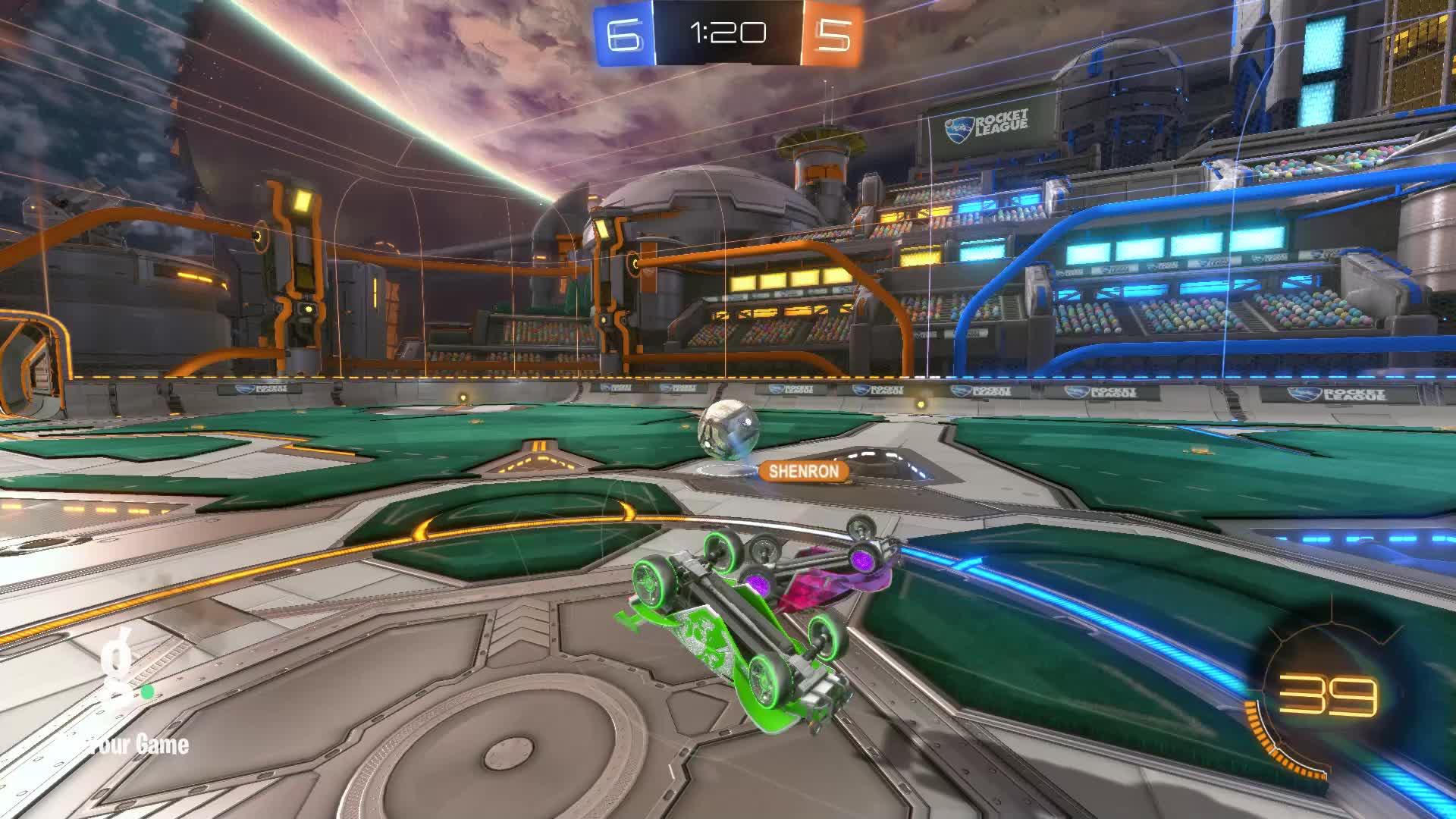 A A ron, Gif Your Game, GifYourGame, Goal, Rocket League, RocketLeague, Goal 12: A A ron GIFs