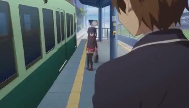Watch Takanashi Rikka GIF on Gfycat. Discover more anime, chu2koi, rikka GIFs on Gfycat