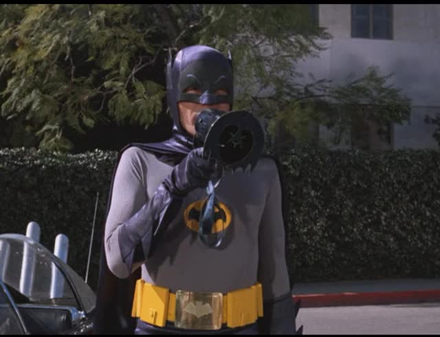 Watch and share Megaphone GIFs and Batman GIFs by bakkslash on Gfycat
