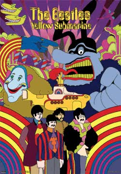 Watch and share The Beatles Beatles Yellow Submarine The Beatles Gif GIFs on Gfycat
