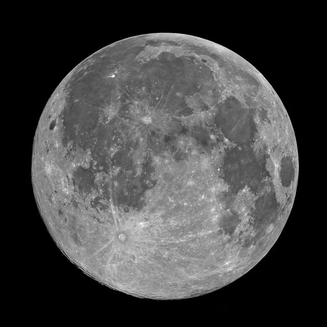 Watch Five day long time lapse of the Moon (reddit) GIF by @bar on Gfycat. Discover more astrophotography GIFs on Gfycat