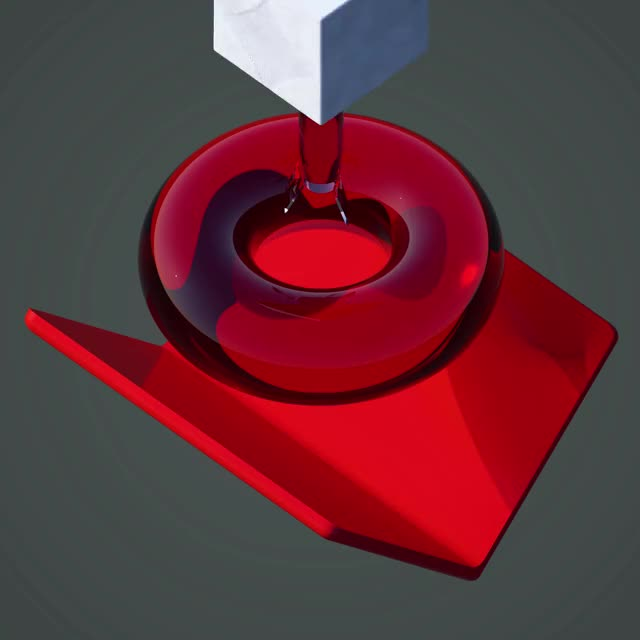 Watch and share Simulation GIFs and Cinema4d GIFs by Samuel Rodrigues on Gfycat