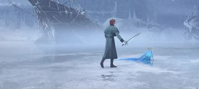 Watch and share Elsa Heart Blast Complete GIFs by AzureBeast on Gfycat