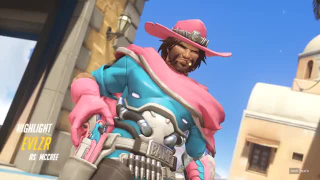 Watch Lemons Into Lemonade GIF by EVLZR (@evlzr_ow) on Gfycat. Discover more Highlight, McCree, Overwatch GIFs on Gfycat
