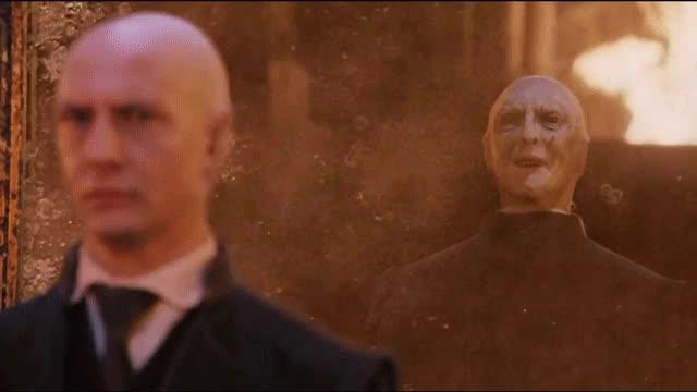Voldemort revealed