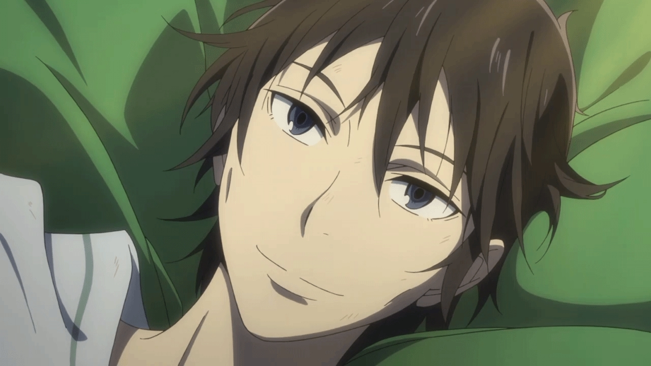 anime, animegifs, askmen, Wink - Boku dake ga Inai Machi   Erased GIFs