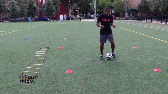 Watch and share Doing This Soccer Workout Is Challenging, Are You Ready? | Fitness Friday GIFs on Gfycat