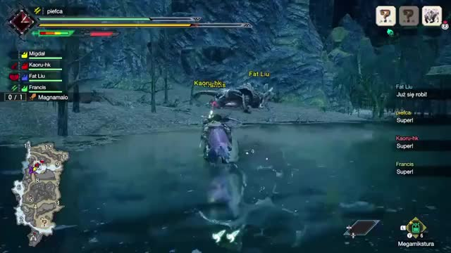 Watch and share I Think I Haven't Played A Game/demo With Worse Hitboxes Than MHR [0.5x] GIFs on Gfycat