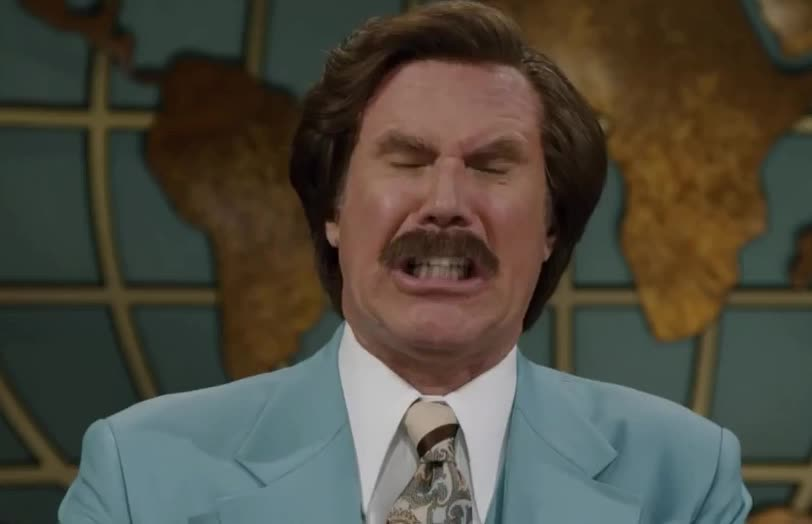 anchorman, bless, cold, disgust, disgusting, ferrell, flu, funny, get, lol, nose, sneeze, sneezing, soon, stuffed, well, will, you, Funny sneezing moment GIFs