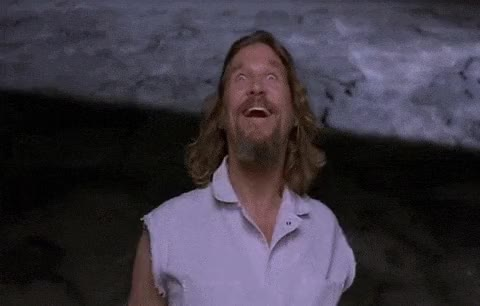 Watch this amazing GIF on Gfycat. Discover more amazed, amazing, holy cow, jeff bridges, no way, whoa, woah, wow GIFs on Gfycat