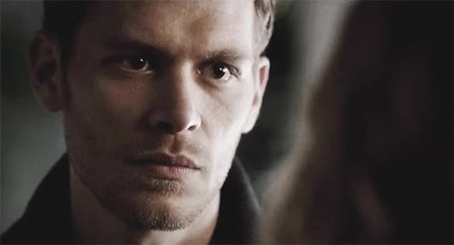 "Watch and share Klaus & Caroline Images ""I've Shown Kindness, Forgiveness, Pity… Because Of You, Caroline"" Wallpaper And Background Photos GIFs on Gfycat"