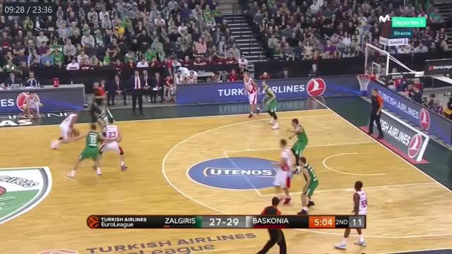 Watch and share ZALGIRIS-BASKONIA SKIP TO CORNER GIFs by Algimantas Bružas on Gfycat
