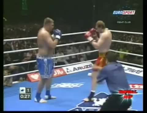 K-1 Fight: Alexey