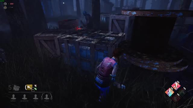 Watch and share Dead By Daylight GIFs and Meg Thomas GIFs by Spiffy Ace™ on Gfycat