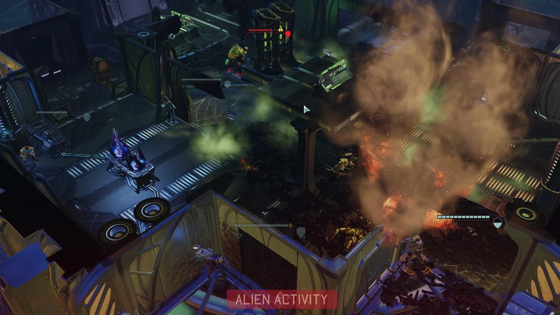 XCOM 2 overwatch execution GIFs